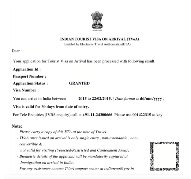 India E Visa Frequently Asked Questions