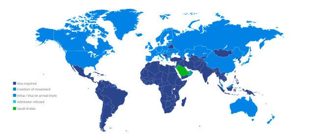 Saudi Arabie Toeristen E Visum Online Aanvragen