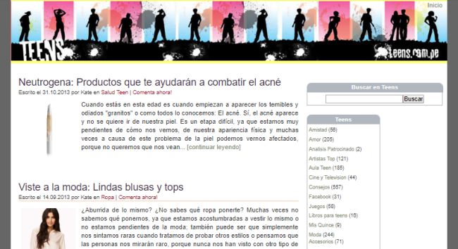 teens site image