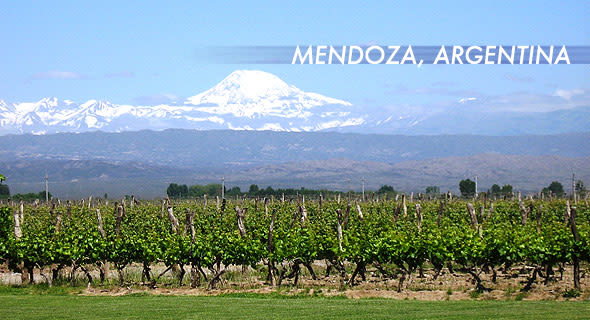 Visa to Argentina for knowing Mendoza